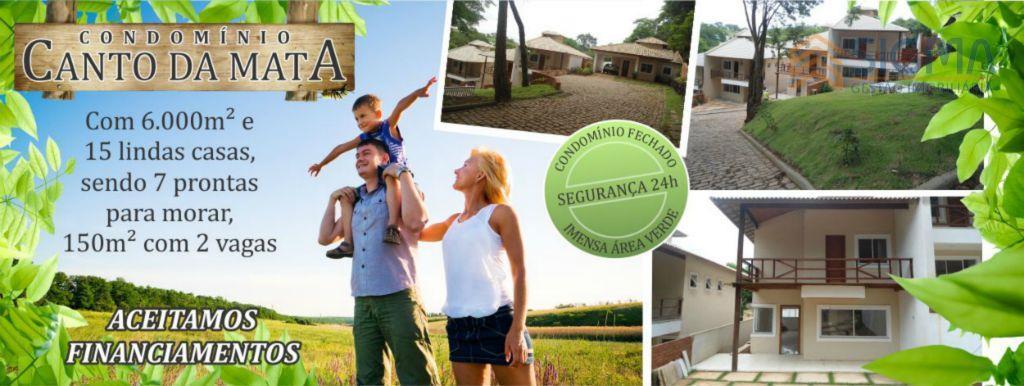 Casa  residencial à venda, Canto da Mata, Macaé.