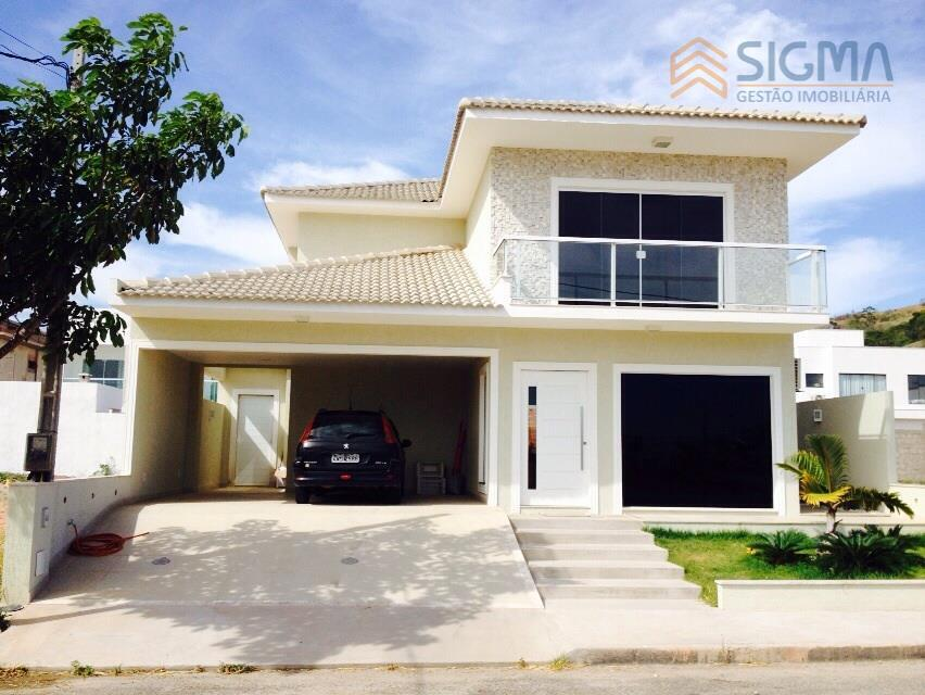 Casa Duplex residencial à venda, Vale dos Cristais, Macaé.