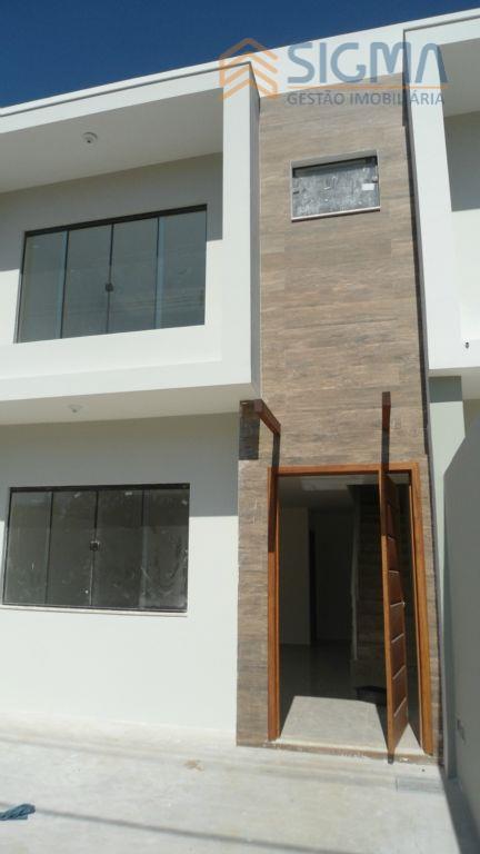 Casa Duplex residencial à venda, Jardim Vitória, Macaé.