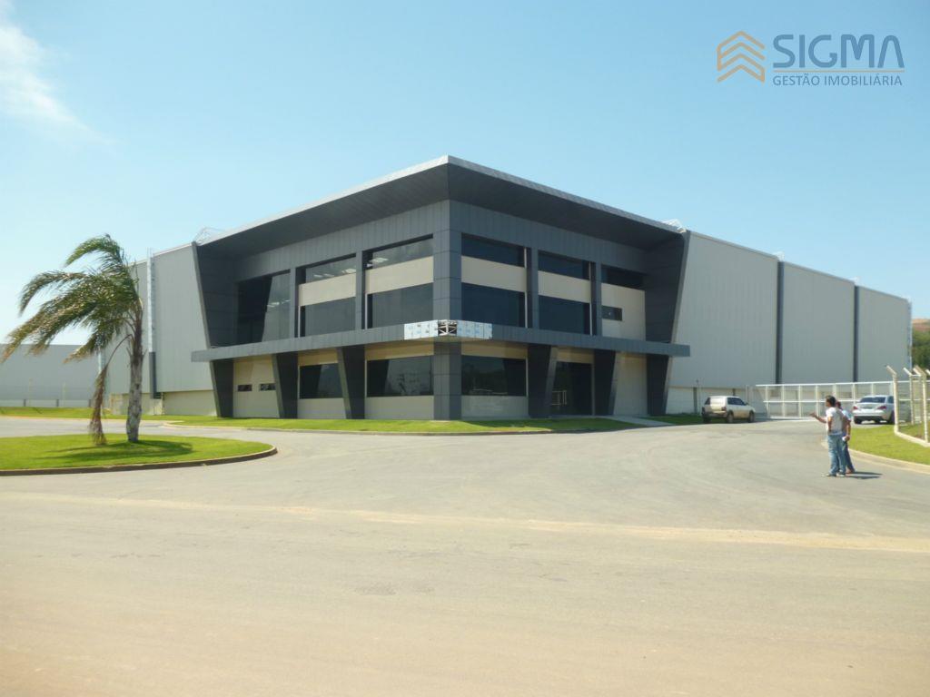 Galpão industrial para locação, Imboassica, Macaé