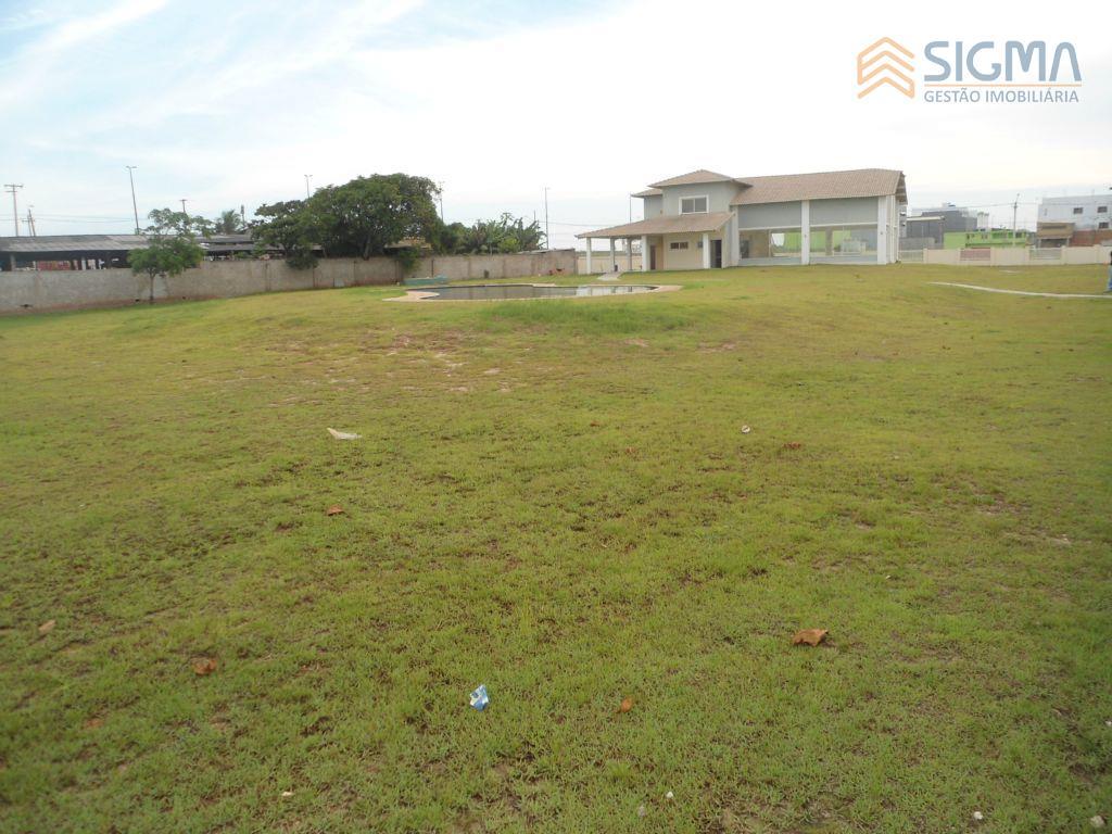Terreno  comercial à venda, Barra Green, Macaé.