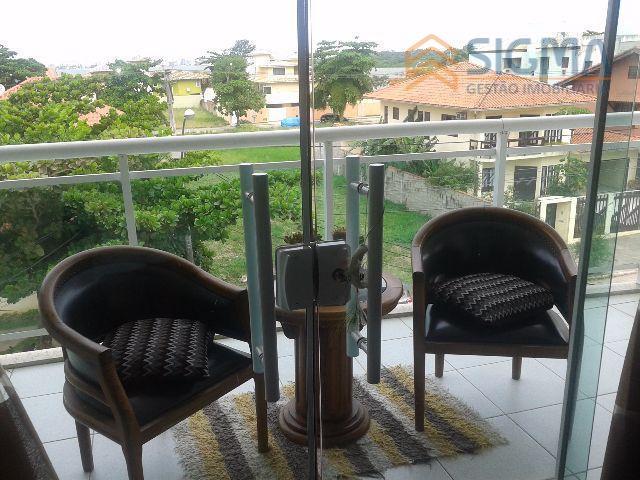 Apartamento  residencial à venda, Mirante da Lagoa, Macaé.