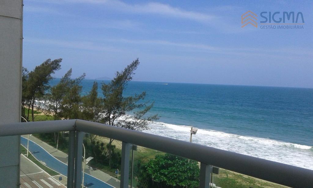 Apartamento residencial para locação, Praia do Pecado, Macaé
