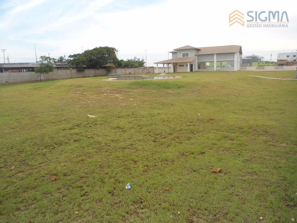Terreno comercial à venda, Barra Green, Macaé