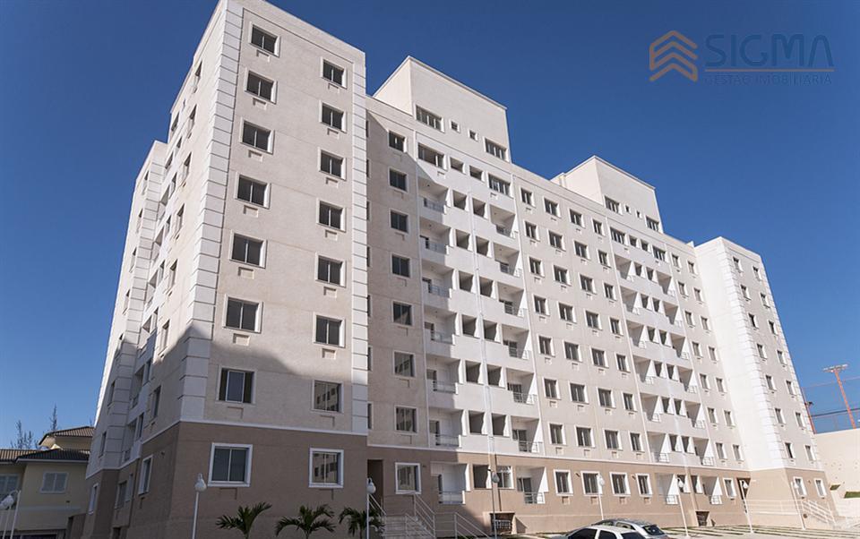 Apartamento residencial à venda, Granja dos Cavaleiros, Macaé