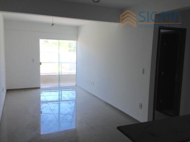Apartamento  residencial à venda, Novo Horizonte, Macaé.