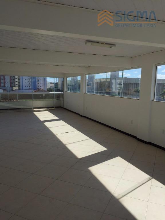 Sala  comercial para locação, Sol Y Mar, Macaé.