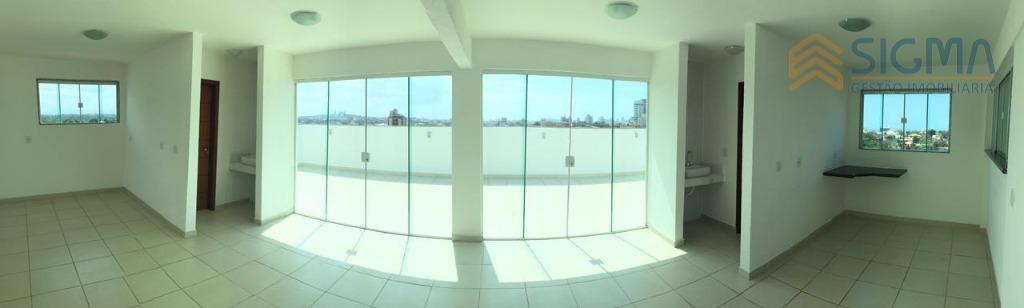 apartamento com 02 quartos sendo 1 suíte. área de serviço, sala ampla, cozinha planejada e banheiro...