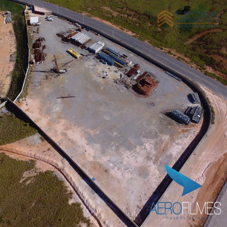 Galpão industrial para locação, Vale das Palmeiras, Macaé