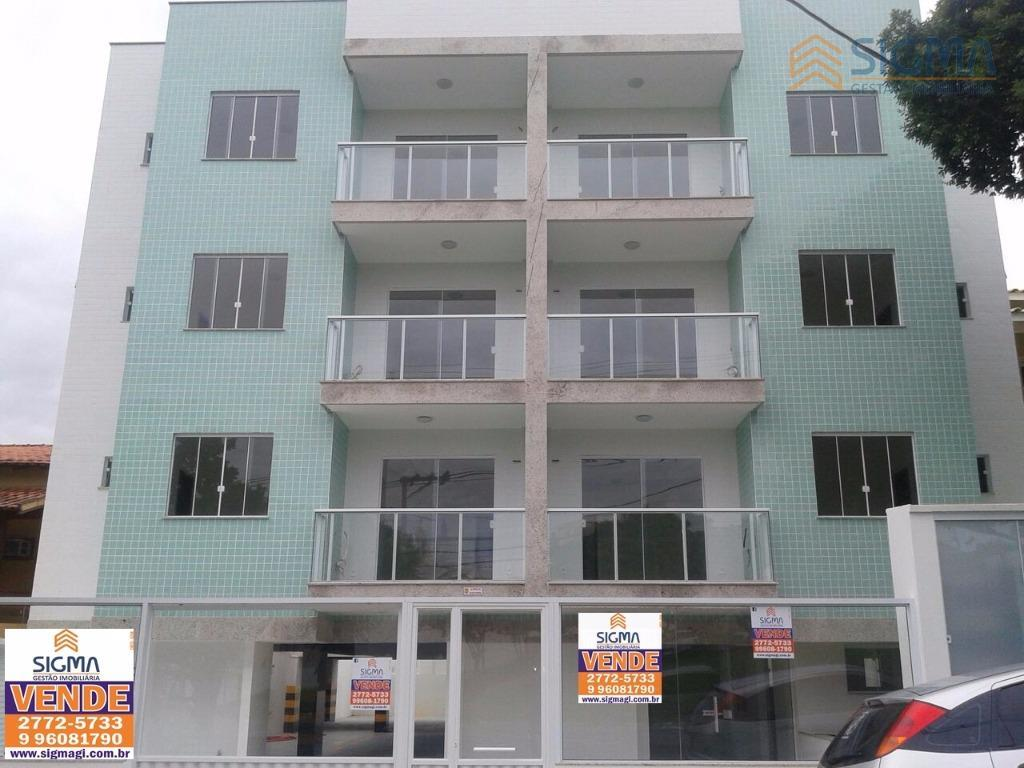 Apartamento residencial para venda e locação, São Marcos, Macaé