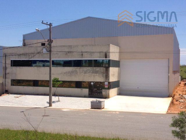 Galpão  industrial para venda e locação, Cabiúnas, Macaé.