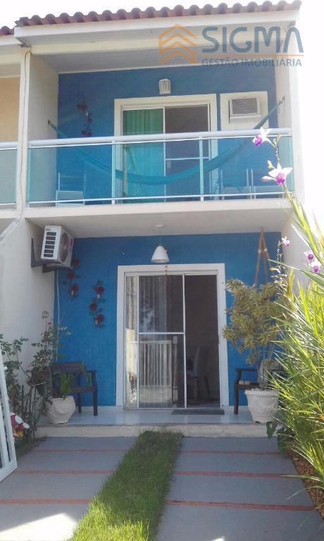 Casa Duplex residencial à venda, Mirante da Lagoa, Macaé