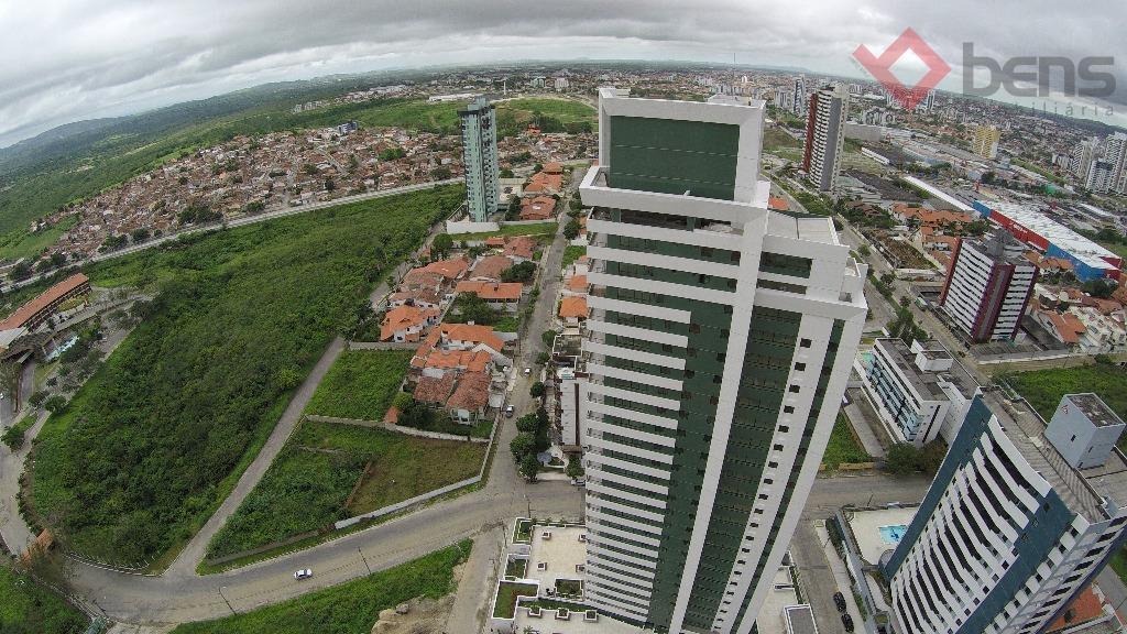 Apartamento  no Mirante, Campina Grande.