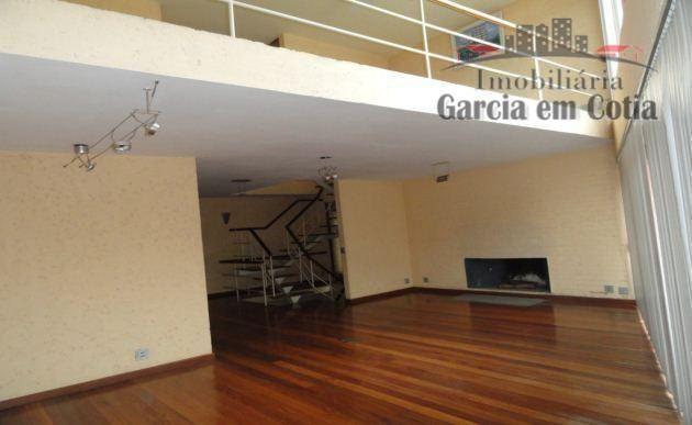 Casa residencial para venda e locação, São Paulo II, Cotia - CA0063.