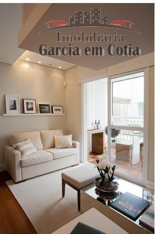Apartamento  residencial à venda, Jardins Da Cidade, Taboão da Serra.