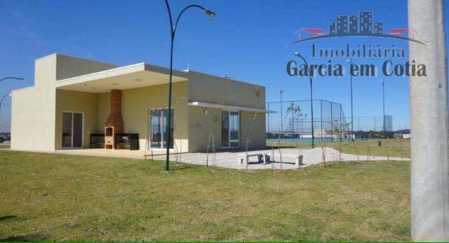 excelente terreno em condomínio de alto padrão com 727 m² no total sendo 10m² de frente...