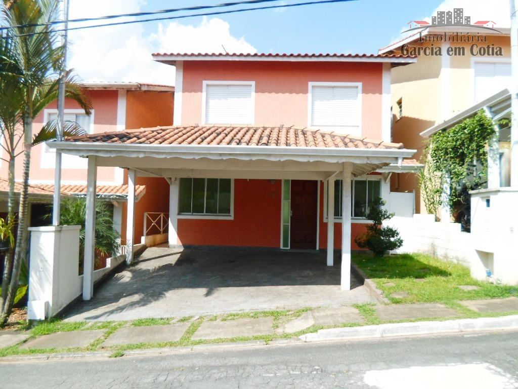 Casas para alugar na Granja Viana - Cotia SP - Condomínio Residencial Jardim Paulistano