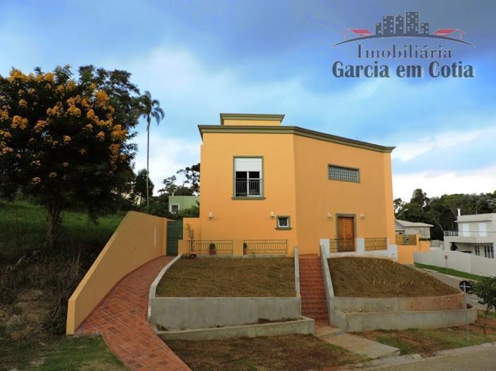 Casas a venda na Granja Viana Cotia SP - Condomínio Reserva do Vianna - Nova, alto padrão, sustentável!