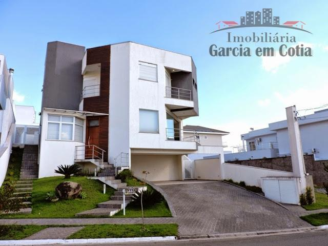 Casas a venda no Condomínio São Paulo II, Cotia SP - SP II - Nova e moderna com lazer completo!