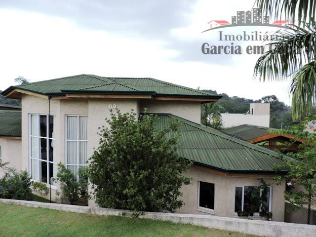 Casas a venda em Jandira SP - Condomínio Reserva Santa Maria - térrea, mobiliada, 11 suítes!