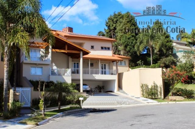 Casas a venda em Cotia SP - Condomínio São Paulo II - 100% Reformada! Espaçosa, ótimo lazer!
