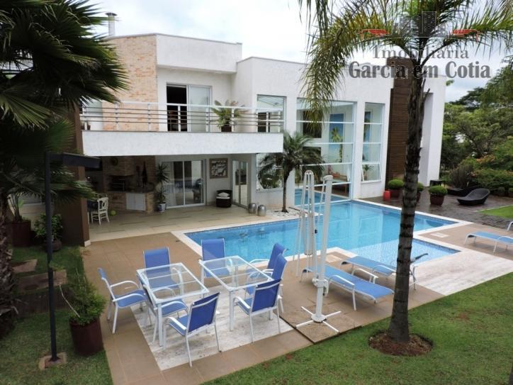 Casas a venda na Granja Viana Cotia SP - Condomínio Residencial Haras Guancan