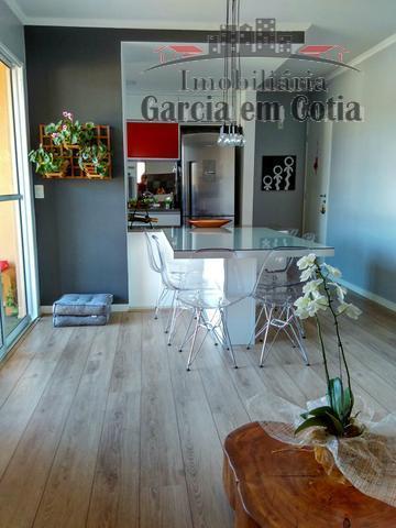 Apartamentos a venda em Cotia-SP-  Condomínio Bosques da Vila