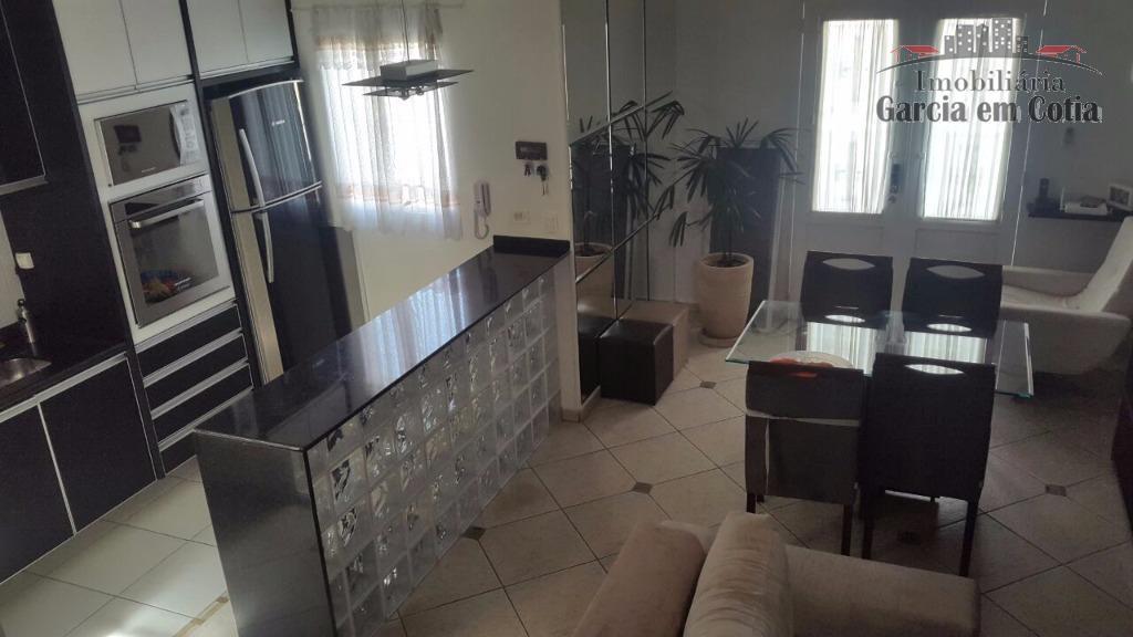 Casas em condomínio a venda em Cotia- Granja Viana - Condomínio Villas da Granja