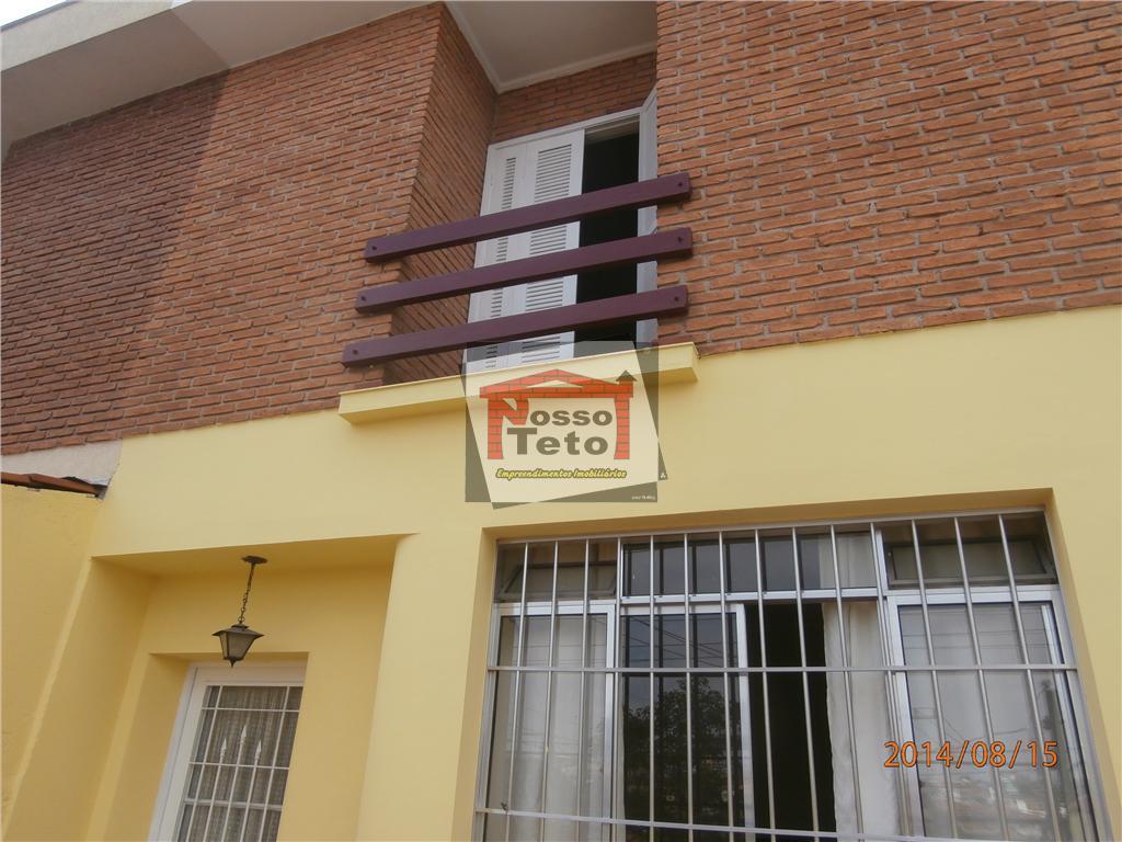 Sobrado de 2 dormitórios à venda em Parque São Domingos, São Paulo - SP