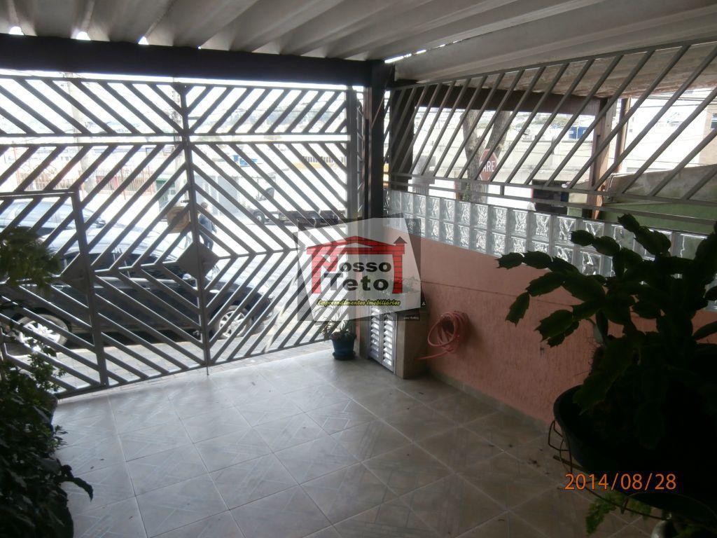 Sobrado residencial à venda, Parque São Domingos, São Paulo.