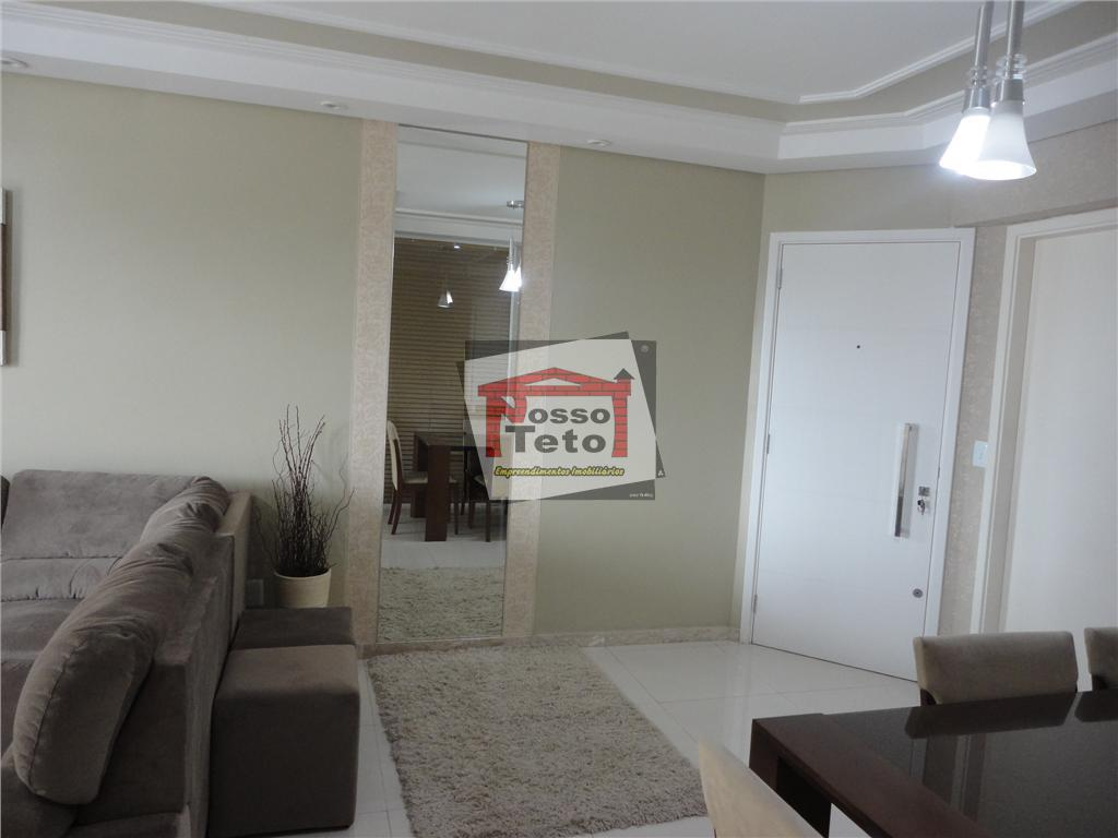 Apartamento residencial à venda, Vila Comercial, São Paulo.