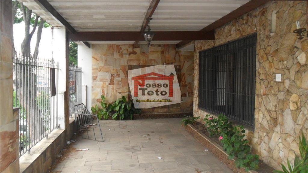 Sobrado residencial à venda, Jardim Santo Elias, São Paulo.