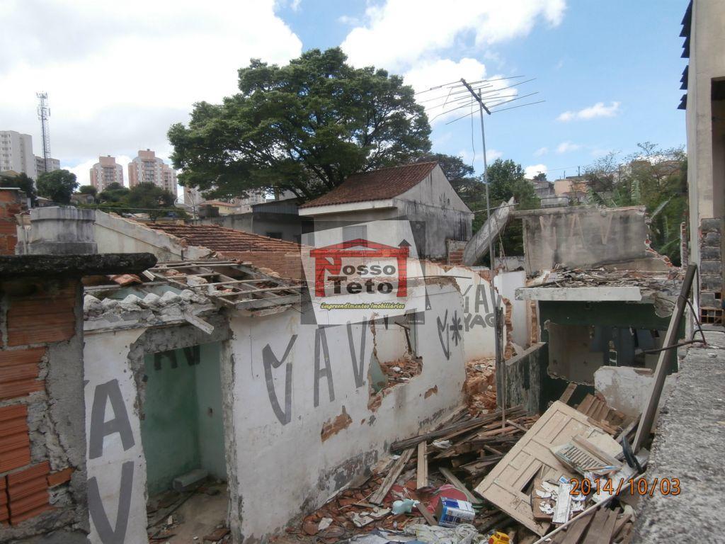 Terreno residencial à venda, Parque São Domingos, São Paulo.