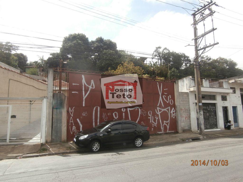 Terreno comercial à venda, Vila Mangalot, São Paulo.