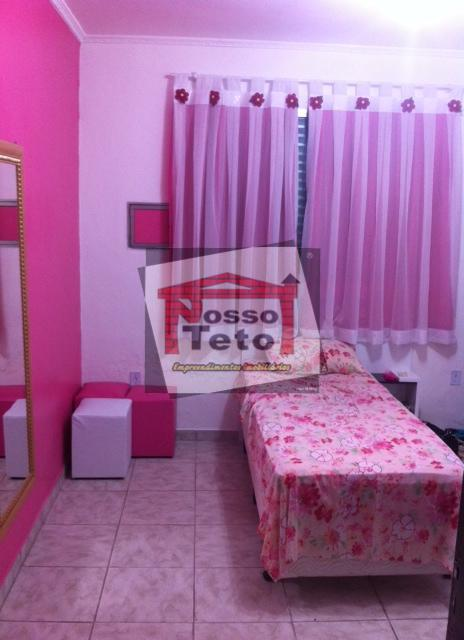 Casa de 3 dormitórios em Jardim Santo Elias, São Paulo - SP