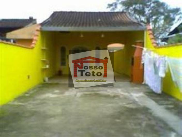 Casa de 2 dormitórios à venda em Balneário Itaguaí, Mongaguá - SP