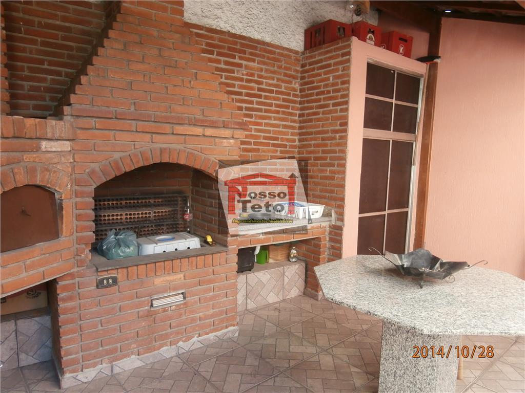 Sobrado de 3 dormitórios à venda em Parque Anhangüera (São Domingos), São Paulo - SP