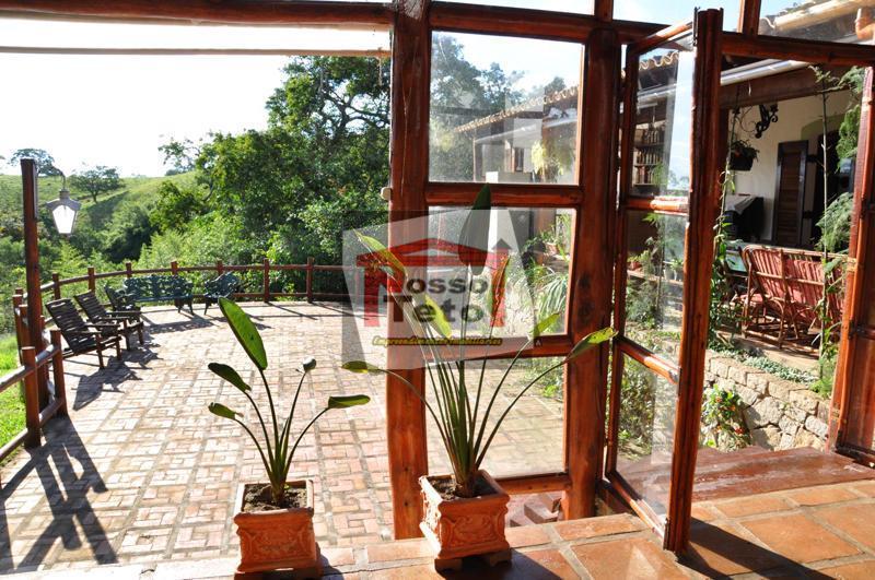 Chácara de 3 dormitórios em Jardim, Cunha - SP