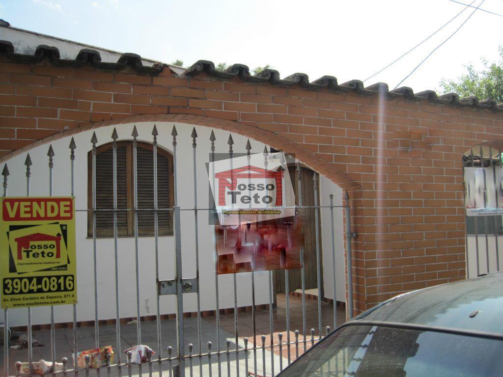 Casa de 2 dormitórios à venda em Vila Jaguara, São Paulo - SP