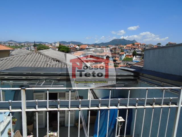 Sobrado de 3 dormitórios à venda em Parque Maria Domitila, São Paulo - SP