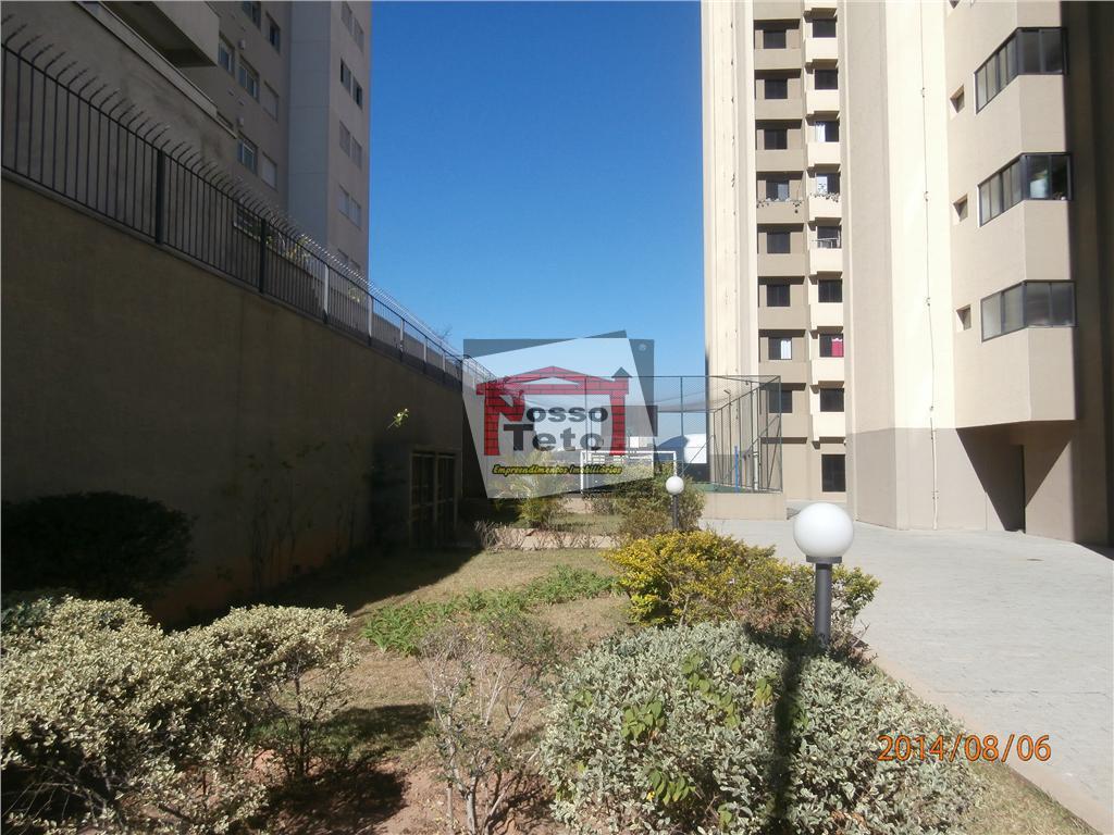 Apartamento de 2 dormitórios em Vila Mangalot, São Paulo - SP