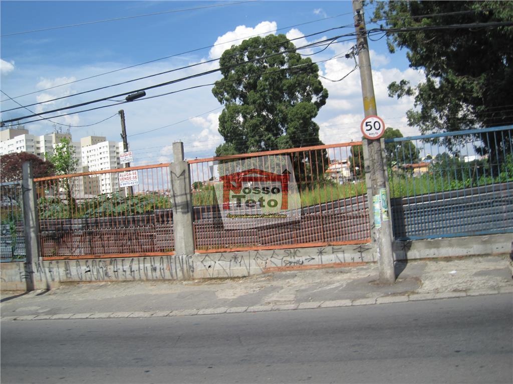 Terreno à venda em Vila Nova Jaraguá, São Paulo - SP