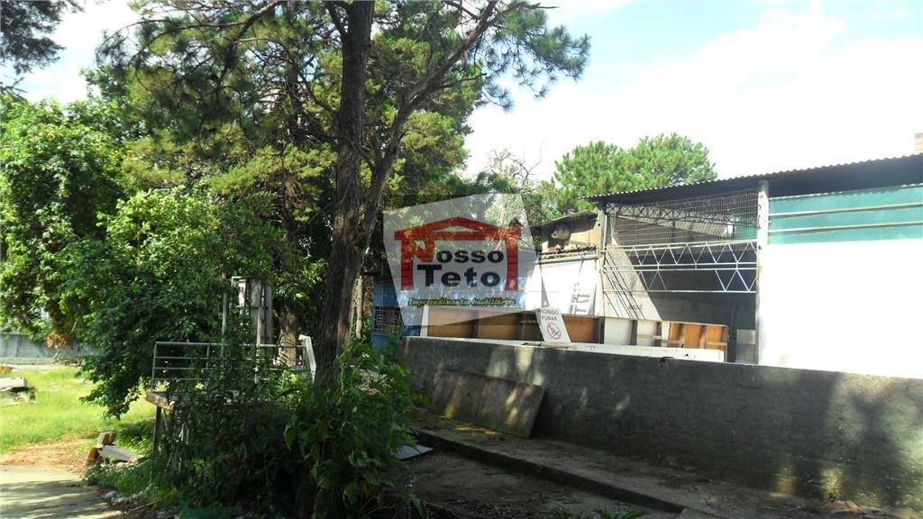 Área em Jardim Jaraguá, São Paulo - SP