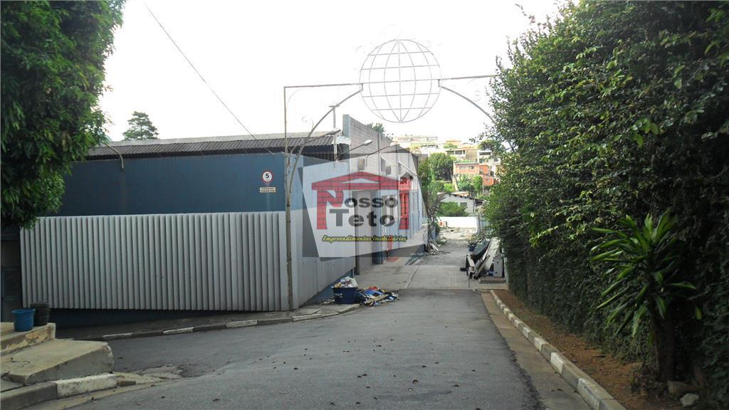 Área à venda em Jardim Jaraguá, São Paulo - SP