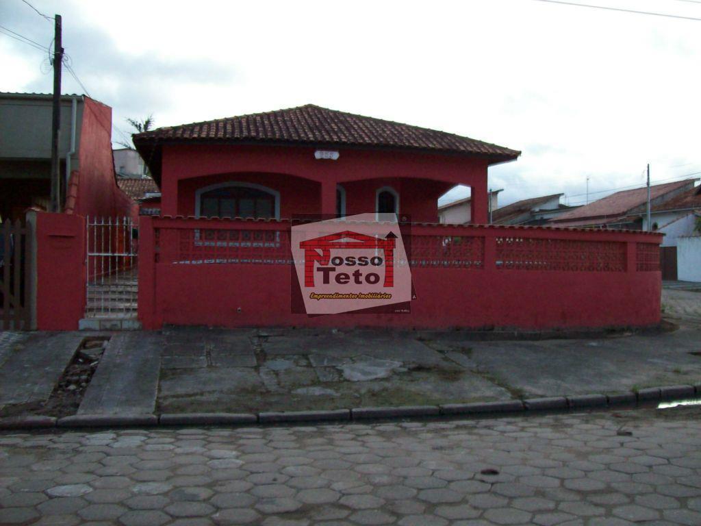 Casa residencial à venda, Jardim Peruíbe, Peruíbe.