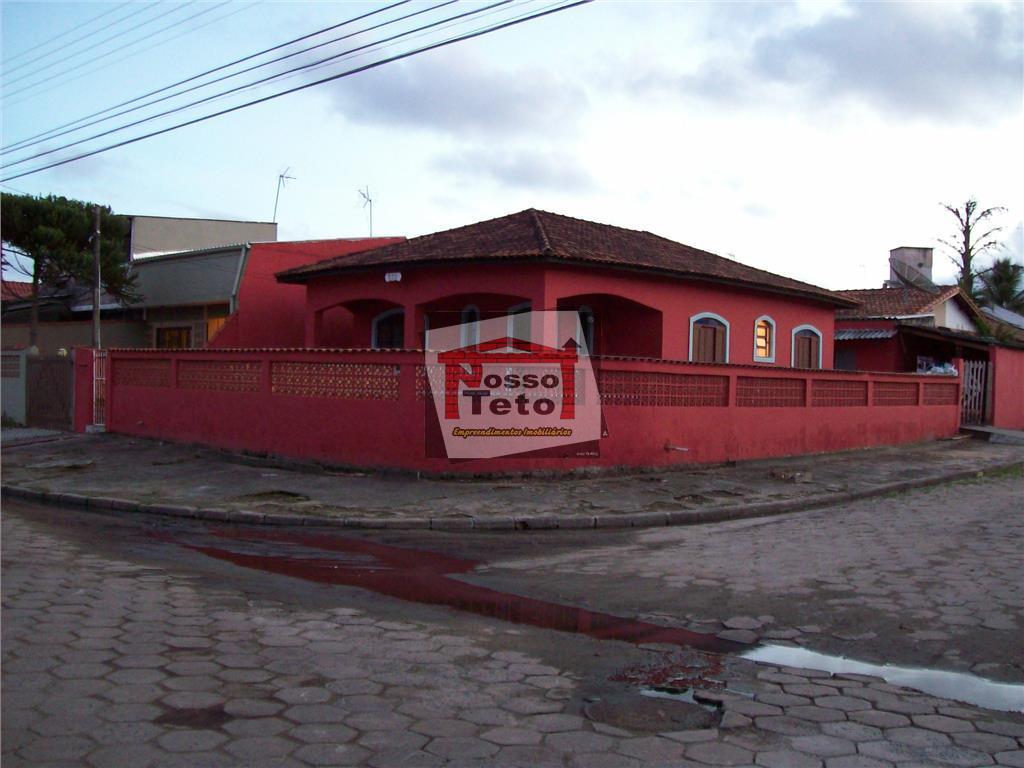 Casa de 3 dormitórios à venda em Jardim Peruíbe, Peruíbe - SP