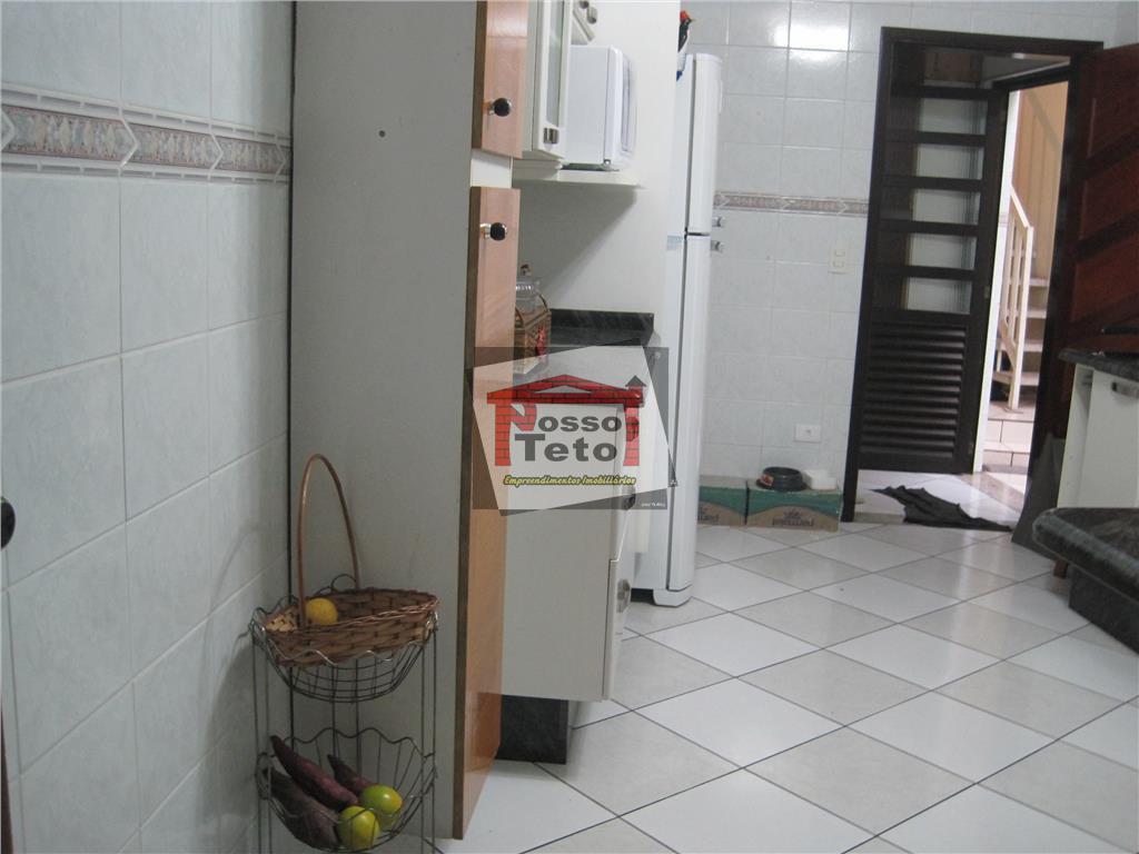 Sobrado de 3 dormitórios em Parque São Domingos, São Paulo - SP