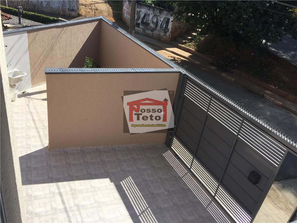 Sobrado de 2 dormitórios em Perus, São Paulo - SP