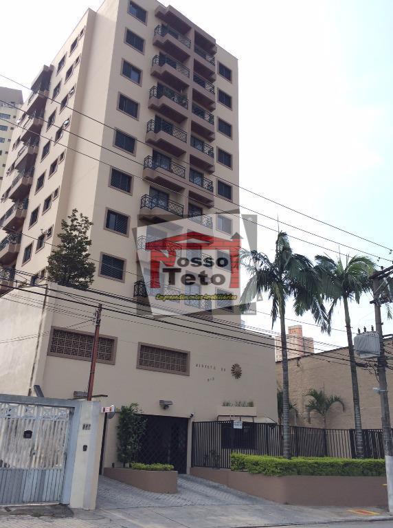 Apartamento  residencial à venda, Vila Mangalot, São Paulo.