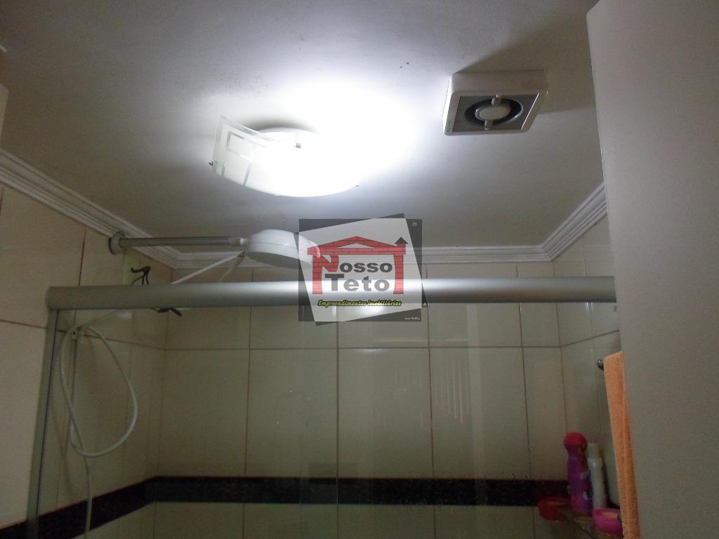 Apartamento de 3 dormitórios à venda em Vila Menk, Osasco - SP